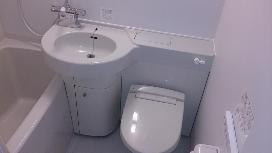 バストイレ付(ウォシュレット)