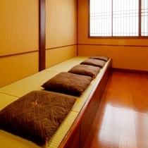 大浴場休憩所