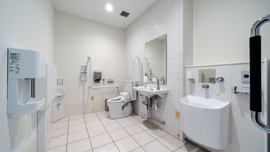 3Fパブリックトイレ