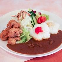 【レストランメニュー】おすすめ!チキン南蛮カレー