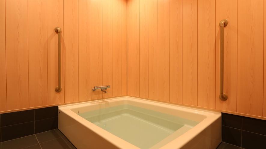 【大浴場】ゆったりとお浸かりください