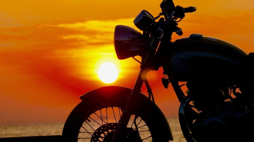 バイク ※イメージ