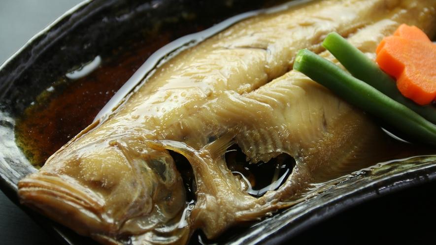 やさしい味付け煮魚