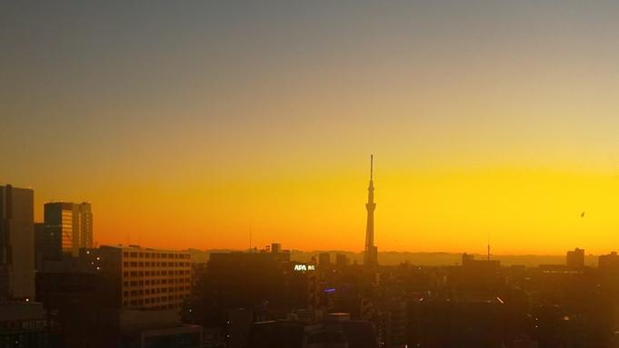 1日5室限定★高層階からのナイスビュー!眺望の良い部屋で心ひろびろ「御茶ノ水」からの街を見渡そう♪