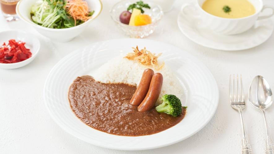 『朝カレー定食』イメージ