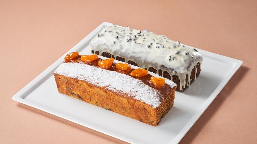 パウンドケーキ一例