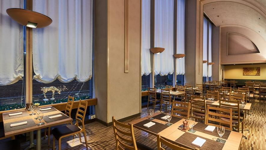 レストラン「オーロラ」 洋食・中華 各コース・一品料理ございます