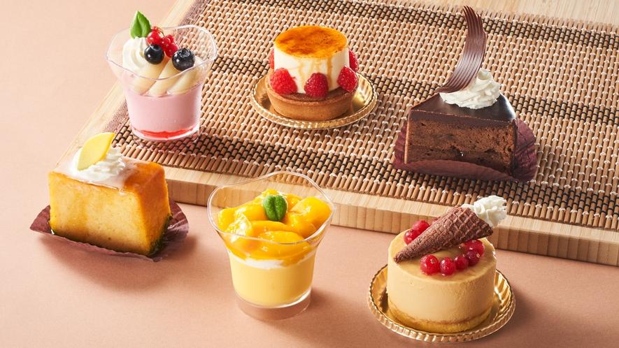 ハンドメイドケーキ 「オリオン」でお召し上がりください