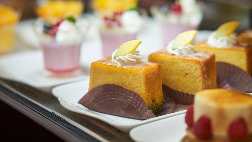 ハンドメイドケーキ