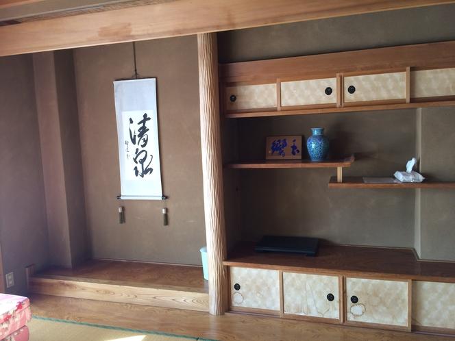 昔ながらの和室☆今はなかなかありません。