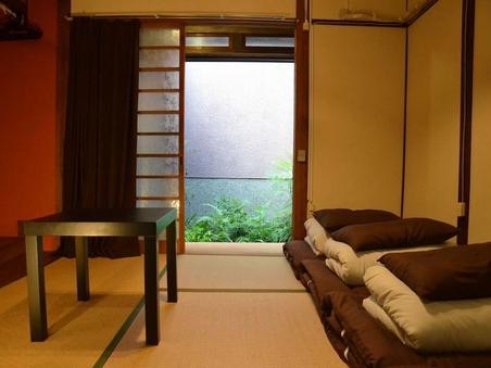 個室シングルユース(4人部屋)