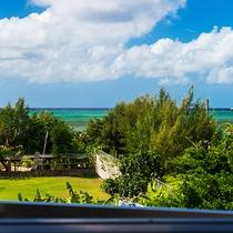 *[客室一例/2LDK]海風と潮騒を聞きながら過ごす憧れの沖縄ステイを