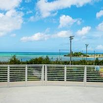 *[屋上テラス]サンセットや満天の星空を眺めながら沖縄の素敵な夜をー