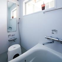 *[客室一例/2LDK]洗い場のあるお風呂なので広々使えて◎