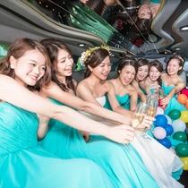 *【777 Okinawa Limo Serviceとコラボ】リムジンパーティプラン