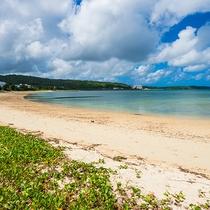*[目の前のビーチ]のんびり散策しながらビーチコーミングしてみませんか?