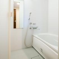 *[客室一例/1K-A]洗い場のあるお風呂なので広々使えて◎