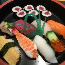 上握り寿司