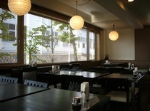 レストラン ホール