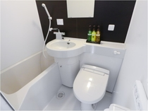 ◆シングルタイプの浴室(ユニットバス)◆
