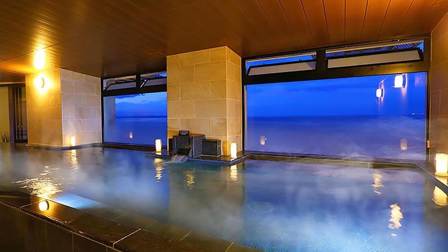 3階大浴場からの景観も良し♪