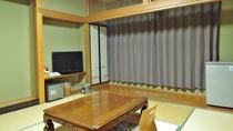 *客室一例/一人旅からファミリー、グループまでOKの8畳の和室。