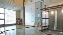 *男性用大浴場一例/うたせ湯やジェットバスなど種類豊富な温泉を満喫!