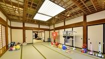 *【別邸・和室15畳】続き間の和室で、広々とご利用いただけます。
