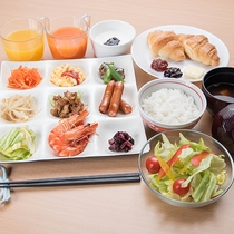 *[朝食/バイキング一例]お好きなものをお好きなだけどうぞ!