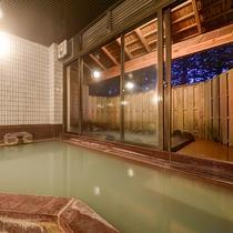 *[大浴場一例]小さなお子様からご年配の方までお楽しみいただける優しい温泉です