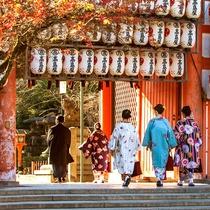 初詣なら京都