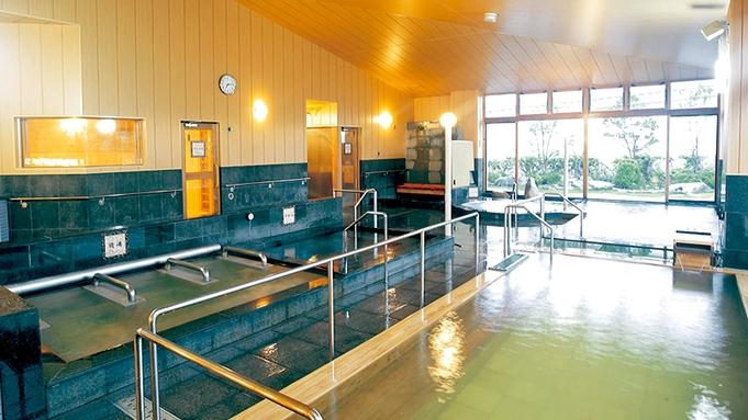 【天然温泉利用券付】ビーチで遊んだ後は近くの天然温泉で湯っくり♪ (素泊り)