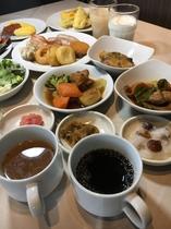 朝食レストランBiKuRa