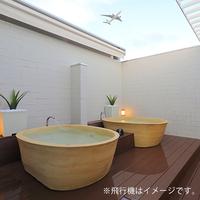 【贅沢特典】大浴場貸切+VOD 見放題+部屋食ランチ付 デイユースプラン広さ22.5㎡クアッドルーム