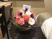 【限定】お部屋にお花を飾り付け!!
