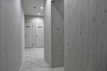男子バスルーム