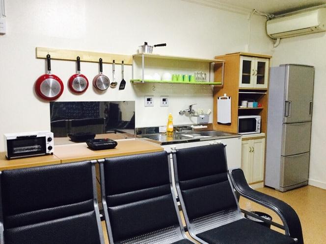 自由に使えるキッチン