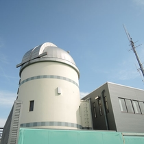 *【天文台】プラネタリウムや季節のイベントを開催
