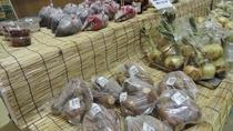 *【売店】地元生産者が毎日持ってくる新鮮野菜や特産品・加工品