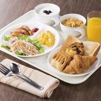 ◆朝食盛り付けイメージ◆