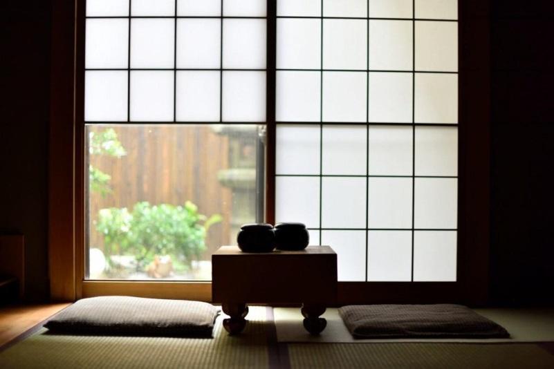 客室+囲碁