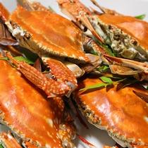 *【別注一例】季節により別注で渡り蟹もご堪能いただけます。