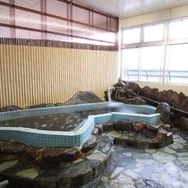 *【大浴場】美肌の湯でお肌つるつる♪身体の芯まで温まりますよ。