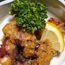 *【夕食一例】天草ならではの料理や素材の旨味を活かした料理。