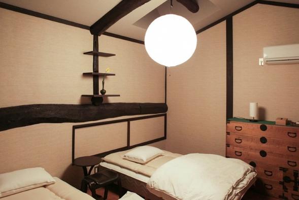 【1棟貸し】リノベーションした文化財のお宿ー城下町彦根の町家ーをファミリーお友達で貸切プラン