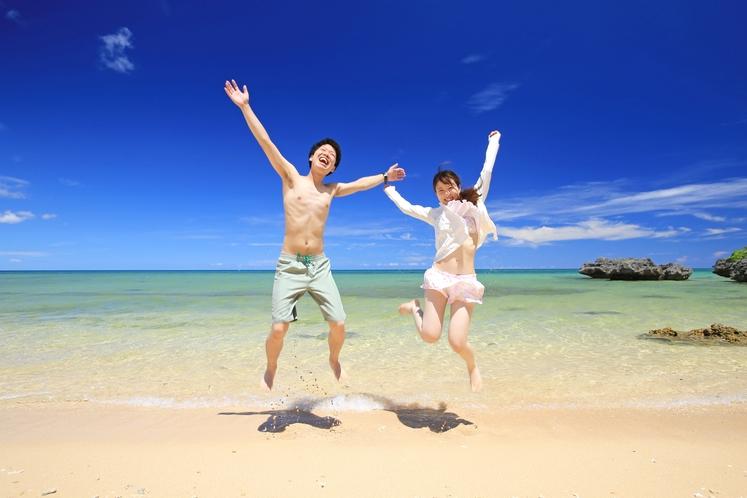 隠れ家ビーチ ~ あれっ、君の笑顔、こんなに可愛かったっけ!? 恋が始まる海 ♪ ~