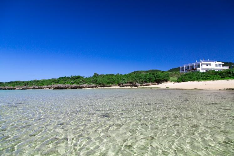 海とビーチとSeven Colors 。海まで15秒の幸せ♪
