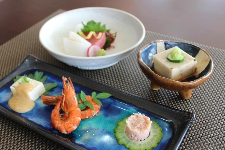 料理長特選 琉球会席 ~ここは南の島の食べる隠れ家 石垣島の新しい贅沢を~