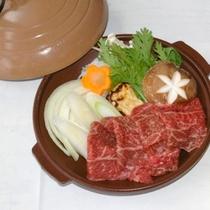 *夕食一例/12品・13品コースは、地元のブランド秋田由利牛の美味しさを堪能できるグレードアッププラ