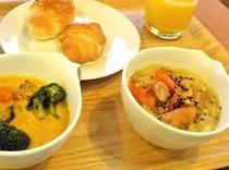 日替わりスープ(イメージ)